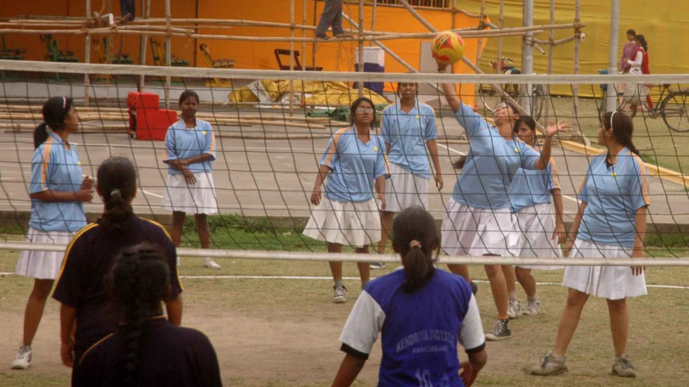 Throwball image