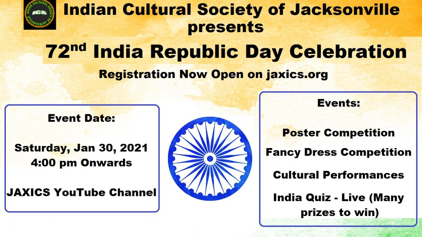 2021 India Day Flyer